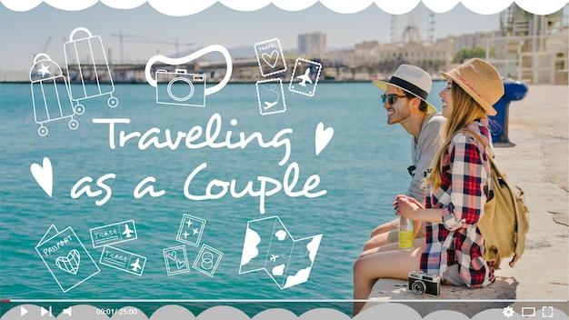 Handgetekende reis youtube thumbnail