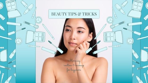 Handgetekende schoonheid youtube thumbnail