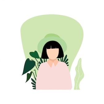 Handmatige illustraties verpakt in digitale vorm