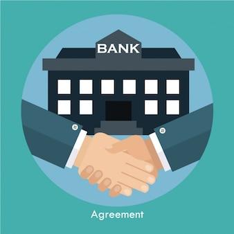 Handshake ontwerp
