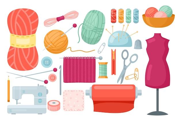 Handwerken naaien afstemmingstools