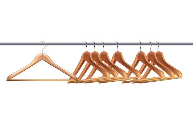 Hangers op pijp