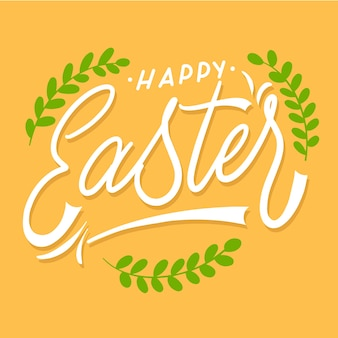 Happy easter achtergrond