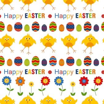 Happy easter-kaart.