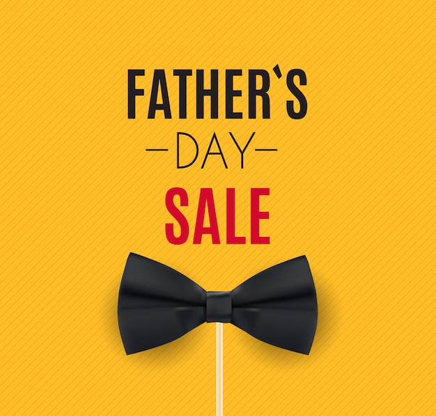 Happy fathers day achtergrond verkoop. beste vader illustratie