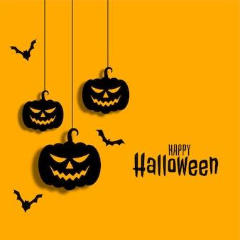 Happy halloween achtergrond