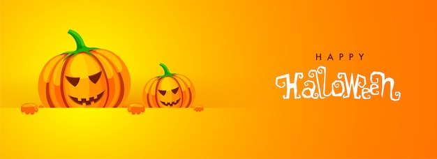 Happy halloween achtergrond.