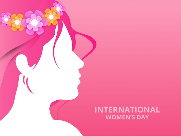 Happy international women's day op 8 maart
