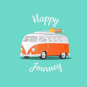 Happy journey & holidays
