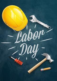 Happy laboð³r day banner, poster, flyer.