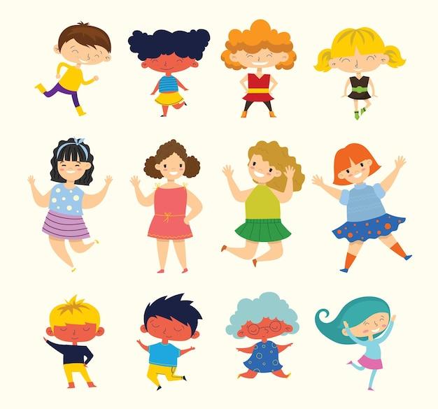 Happy little kids collectie set