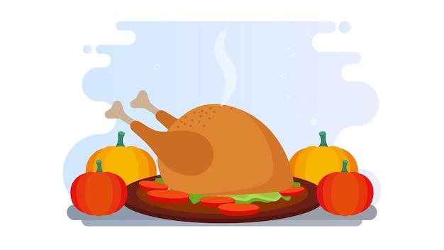 Happy thanksgiving afbeelding achtergrond