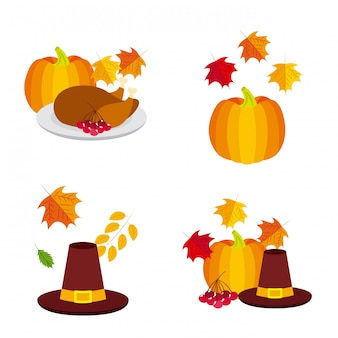 Happy thanksgiving-logo's