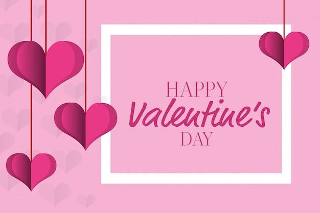 Happy valentijnsdag groet