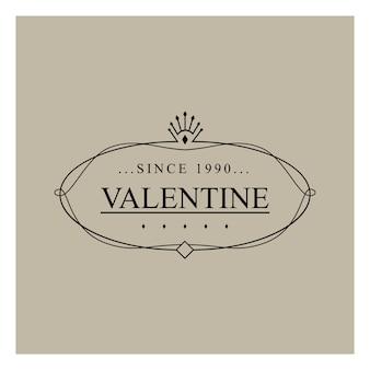 Happy valentine dag achtergrond