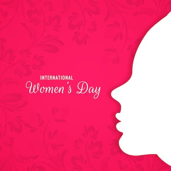 Happy women's day mooie kaart