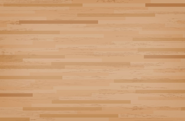 Hardhouten esdoorn basketbalveld vloer.