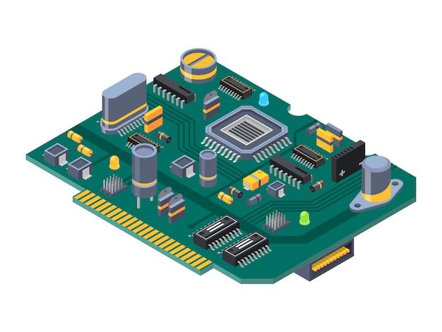 Hardware-uitrusting voor computers