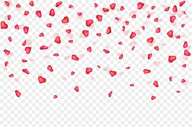 Hart confetti