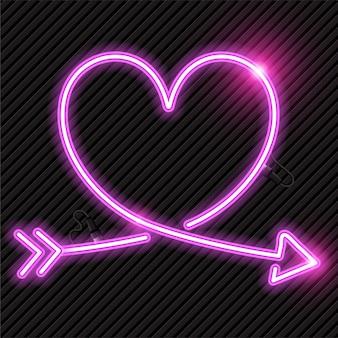 Hart neon banner