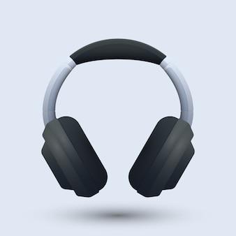 Headset illustratie
