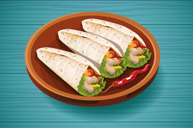 Heerlijk mexicaans eten