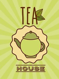 Heerlijk theeontwerp
