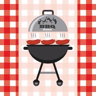 Heerlijke barbecue