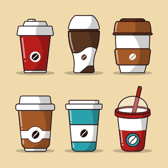 Heerlijke koffietijd collectie