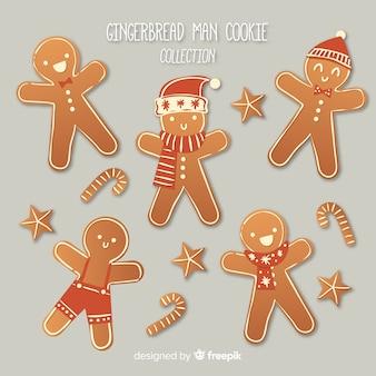 Heerlijke peperkoek cookie-collectie