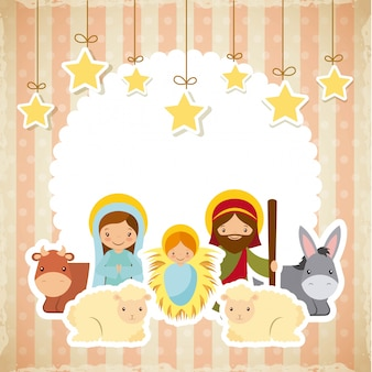 Heilig familieontwerp