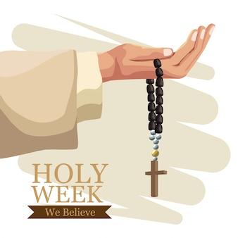 Heilige week katholieke traditie