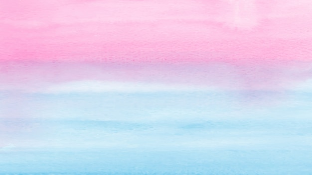 Helder blauwe en roze achtergrond met kleurovergang
