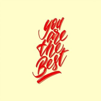 Heldere belettering verklaring van liefde. voor ansichtkaarten. rode glanzende woorden op een gele achtergrond. realistische afbeelding.