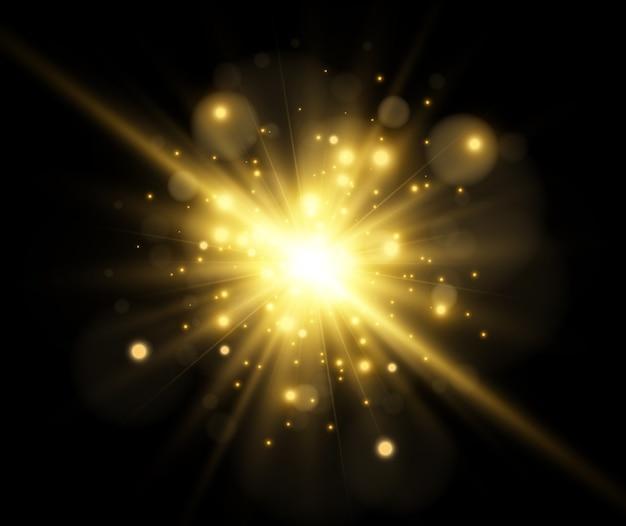 Heldere mooie ster.