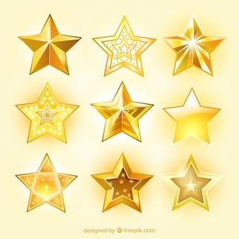 Heldere sterren