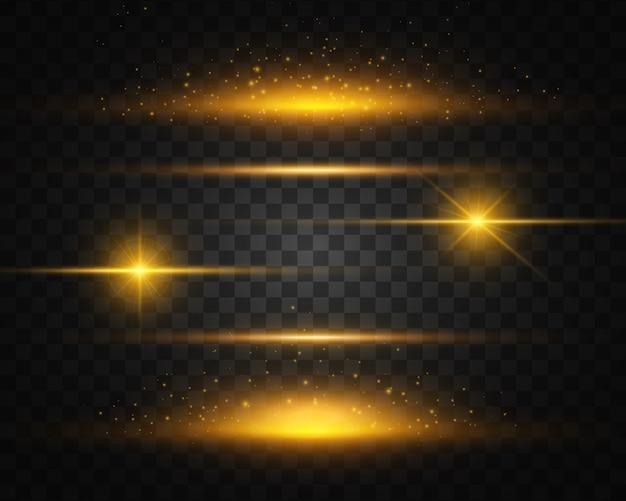 Heldere sterrencollectie