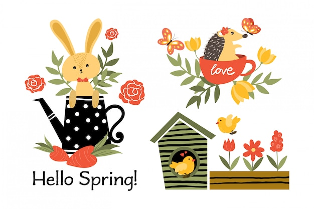 Hello spring-collectie.