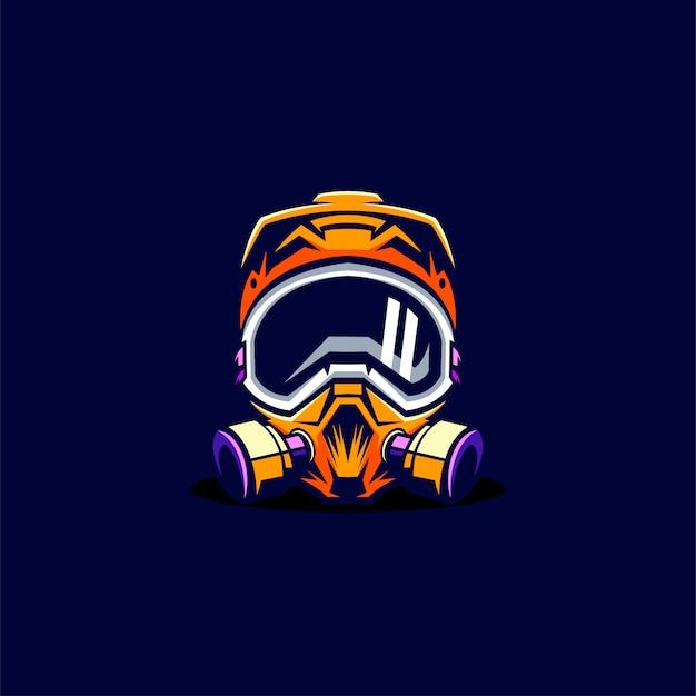 Helm kruis logo