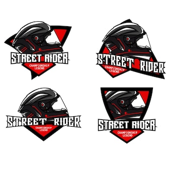 Helm logo set