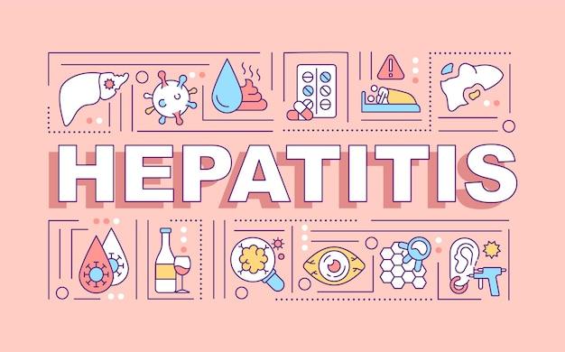 Hepatitis banner