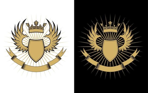 Heraldiek ontwerp