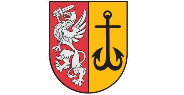 Heraldische shield vector illustratie