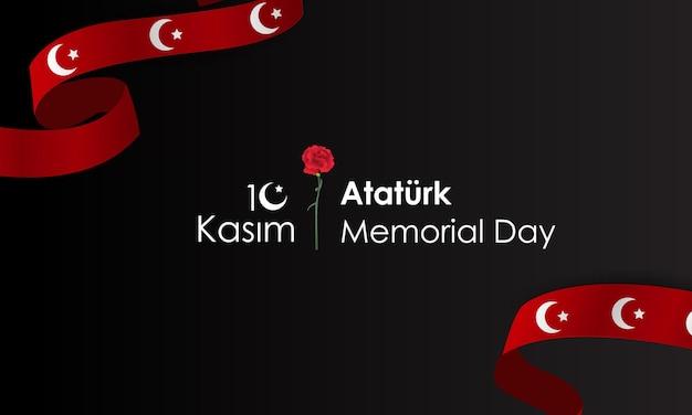 Herdenkingsdag van de turkse republiek mustafa kemal ataturkvertaling novembe vertaling novembe