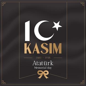 Herdenkingsdag van kasim ataturk