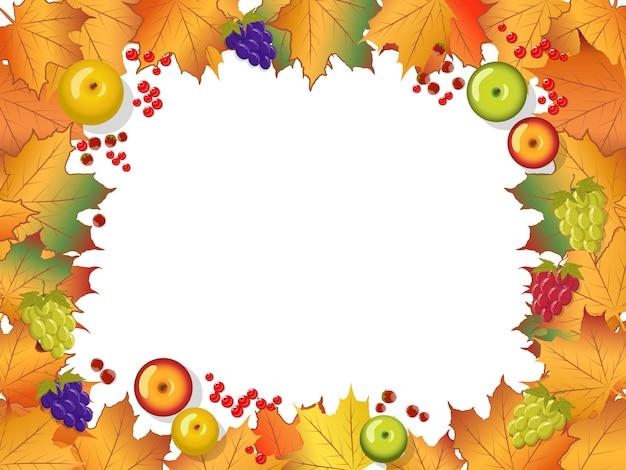 Herfst frame