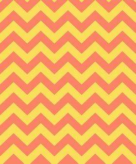 Herfst naadloze kunst zigzag notebook formaat omslag