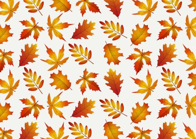 Herfst patroon voor textiel, print, oppervlak, stof design.