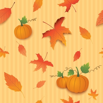 Herfst-patroon