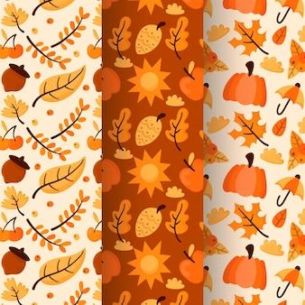 Herfst patroonpakket